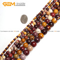 Mookaite Jasper Stone Beads For Jewelry Making 4-18mm 15inches DIY Jewellery Free Shipping Wholesale Gem-inside