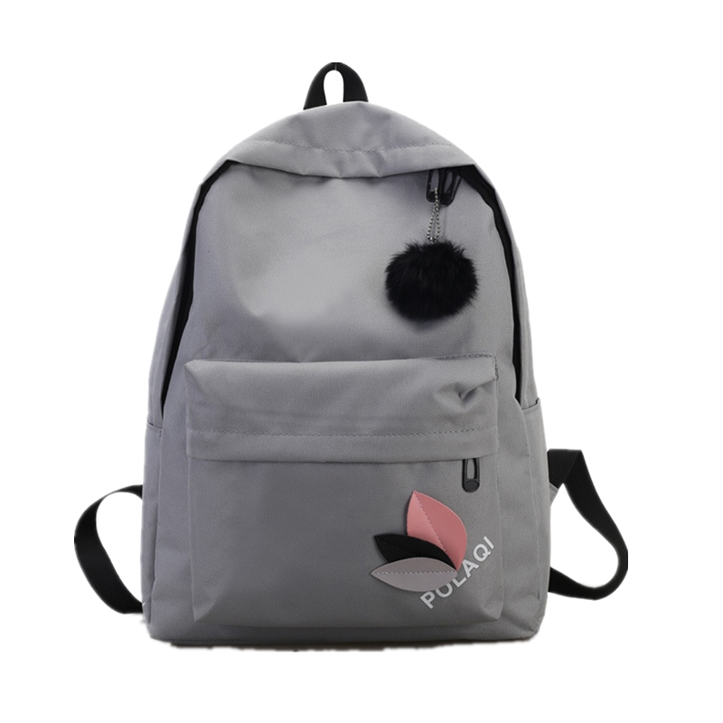 And, New, Style, Capacity, School, Bag