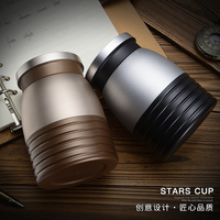 Stainless Steel Vacuum Thermos Bottle Lover S Gift Cute Small Kettle 280ML Outdoor Sports Office Portable