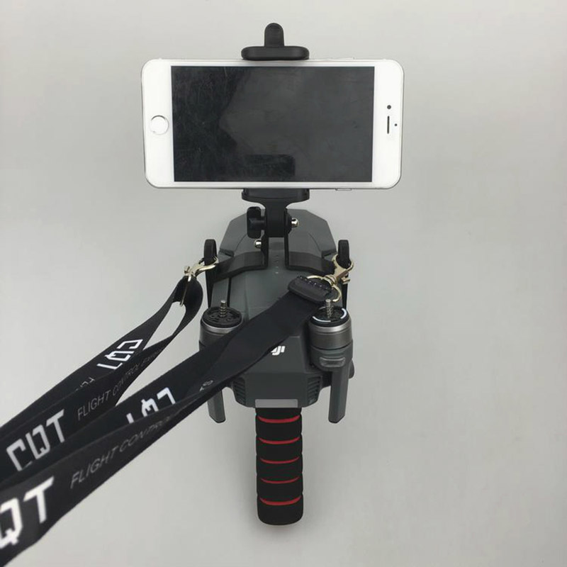 цена New PTZ Hand held stabilizer For DJI MAVIC PRO PTZ Handheld Reformation Kit Portable Handheld PTZ Stabilizer Accessories
