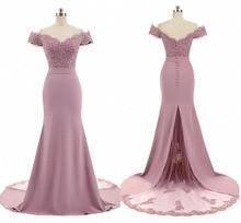 2020  Long Maxi Dresses Robe De Soiree Burgundy Prom Party Gowns Real Photo Mermaid Formal Evening Gowns Long Vestido De Festa цена и фото