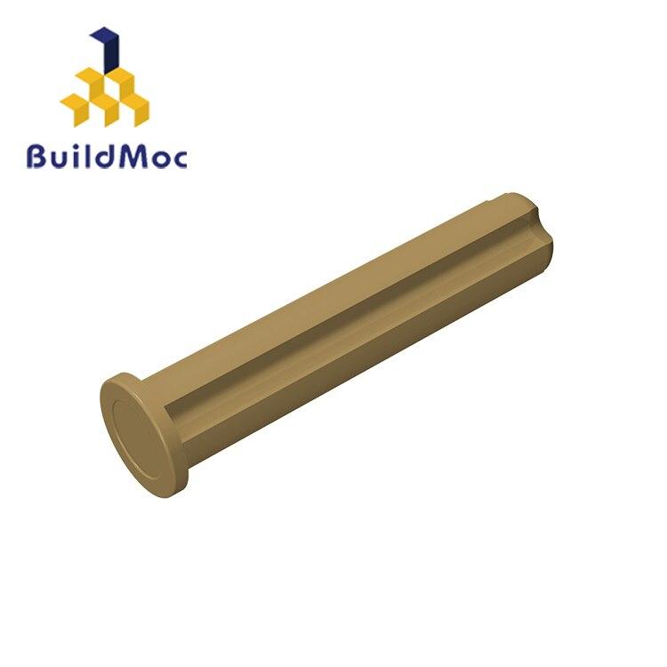 BuildMOC Compatible Assembles Particles 24316 1x3For Building Blocks Parts DIY LOGO Educational Creative Gift Toys