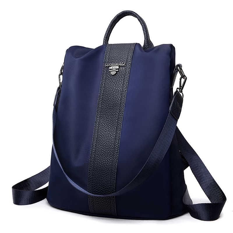 79aa1591d Detail Feedback Questions about Backpack Female Luxury Brand Designer  Ladies Bag Mochila Feminina Escolar Casual Bag Youth Fashion School Travel  Bag Trend ...