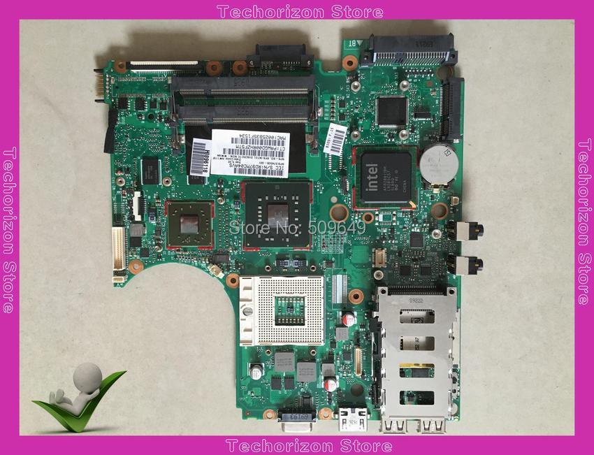 Top qualité, pour HP ordinateur portable carte mère 574508-001 4410 s/4411 S/4510 S/4710 S ordinateur portable carte mère, 100% Testé 60 jours de garantie