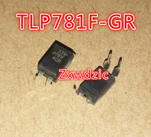 10pcs/lot TLP781F P781F TLP781F-GR TLP781GB DIP-4 New and original IC free shpping ds1210 dip new integrate circuit ic 10pcs lot
