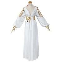 2019 Artoria Pendragon Saber Cosplay Fate grand order Stay Night UBW Fate Zero Cosplay Costume Sleeping Gown