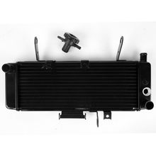 Radiator Cooler Aluminum For SUZUKI SV650S 2003-2006 2004 2005 03-06 04 05 new(China)