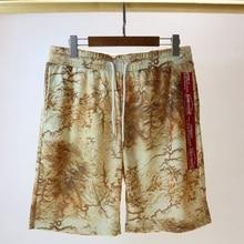 купить New Heron Preston Shorts Men Women Camouflage Loose Streetwear Shorts Hip Hop Beach Sportswear Heron Preston Shorts онлайн