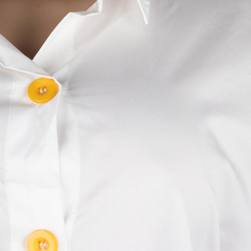 long sleeve shirt dress -11