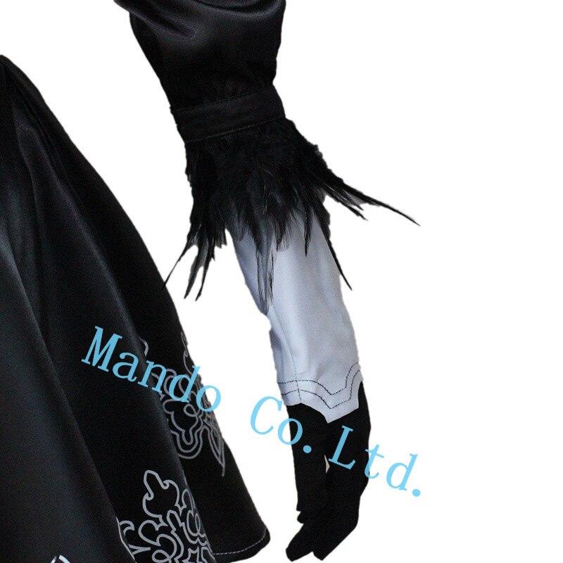 Anime NieR: Automata 2b Uniforme haljina Cosplay kostim halloween - Karnevalske kostime - Foto 4