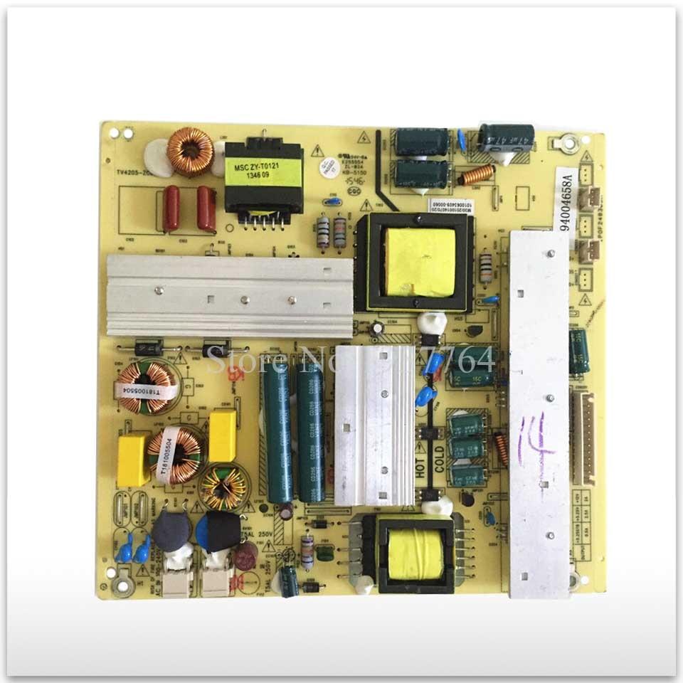 100 new Original power board KB 5150 TV4205 ZC02 01 board good working