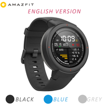 [Version anglaise] Huami Amazfit Point Smart Watch 3 Sport Montre Appel Téléphonique GPS Smartwatch IP68 5-JOUR AUTONOMIE DE LA BATTERIE TÉLÉPHONE APPELS(China)