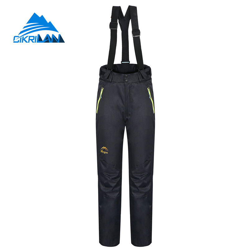 Hot Sale Women 2in1 Outdoor Sport Water Resistant Windproof Breathable Ski Hiking Camping Pants Fleece Liner Pantalones Mujer hot sale windstopper water resistant coat 2in1 hiking winter jacket women outdoor veste breathable camping chaquetas mujer
