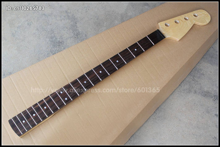 2016 NEW 4 Strings Canadian Maple Electric Bass Neck rosewood fingerboard new bassoon c tone great material than maple case bass oboe