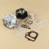 Cylinder Piston Gasket Engine Rebuild Kit For Honda 70CC CRF70 ATC70 XR70 TRX70 72CM3 XL70 SL70 S65 CT70 CRF70F