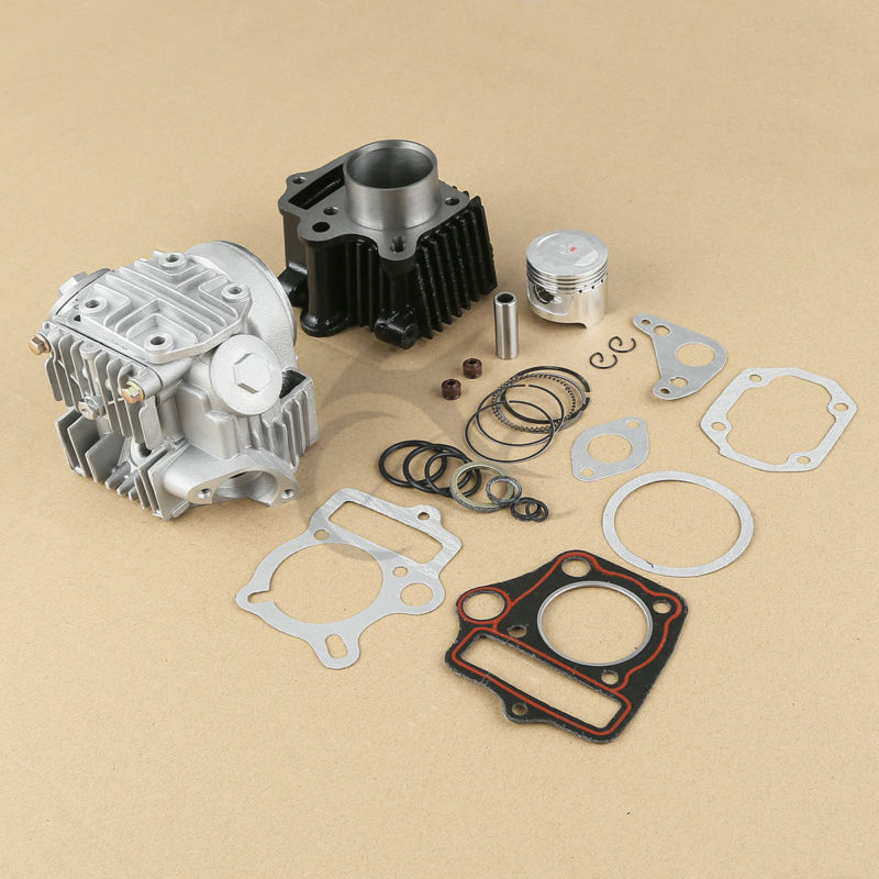Cylinder Piston Gasket Engine Rebuild Kit For Honda 70CC CRF70 ATC70 XR70 TRX70 72CM3 XL70 SL70 S65 CT70 CRF70F 38mm engine housing cylinder piston crankcase kit fit husqvarna 137 142 chaisnaw
