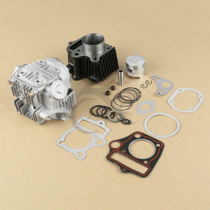 Cylinder Piston Gasket Engine Rebuild Kit For Honda 70CC CRF70 ATC70 XR70 TRX70 72CM3 XL70 SL70 S65 CT70 CRF70F 46mm cylinder piston gasket needle bearing kit for husqvarna 55 chainsaw