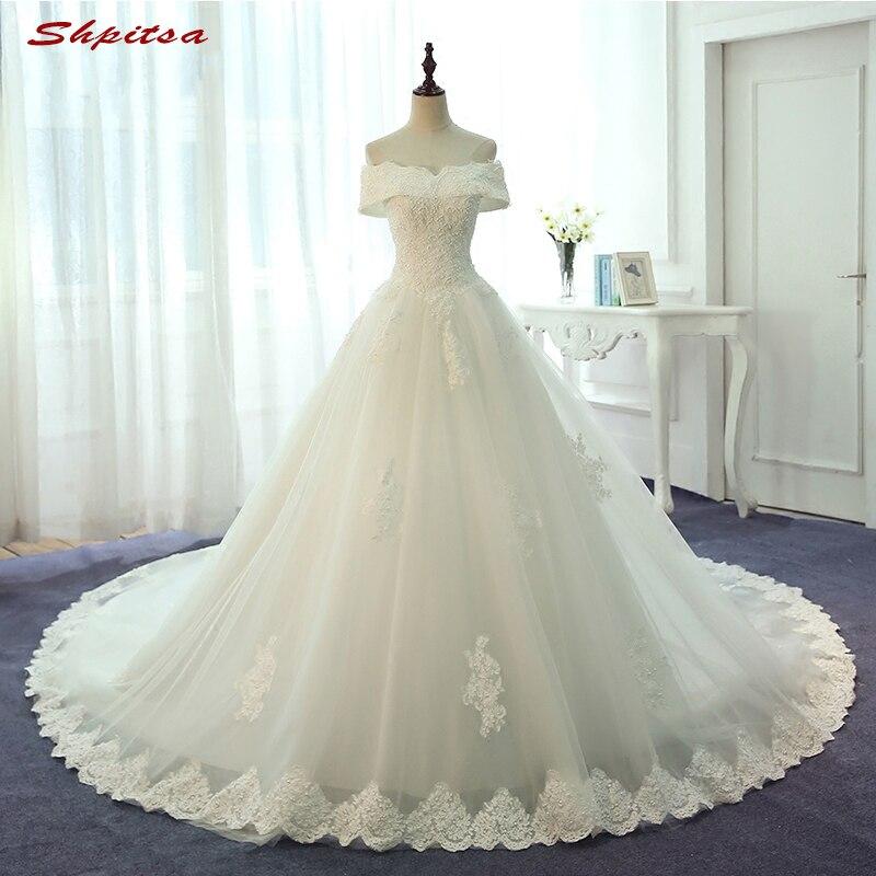 Aliexpress.com : Buy Lace Wedding Dresses 2017 A Line