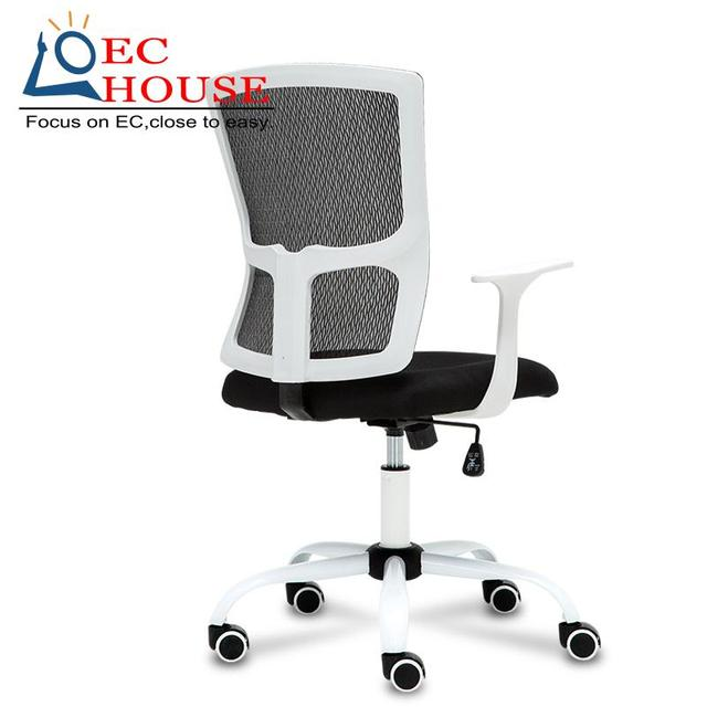 Home comter ergonomic desk cloth seat staff swivel bow cr lift FREE SHIPPING