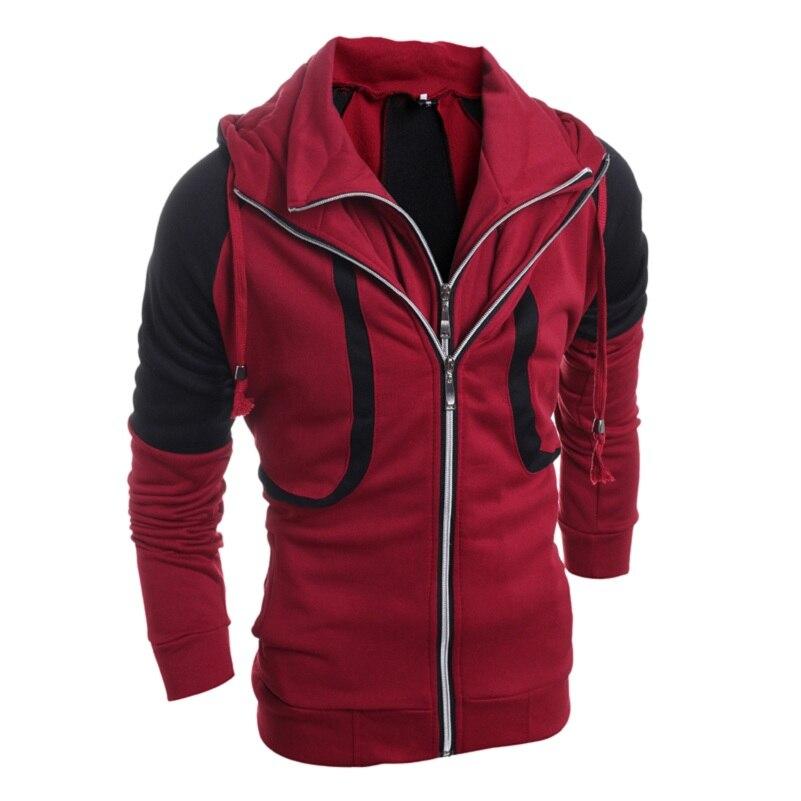Nuevo Hombre wsgyj marca verdadero dos cálido chaqueta de