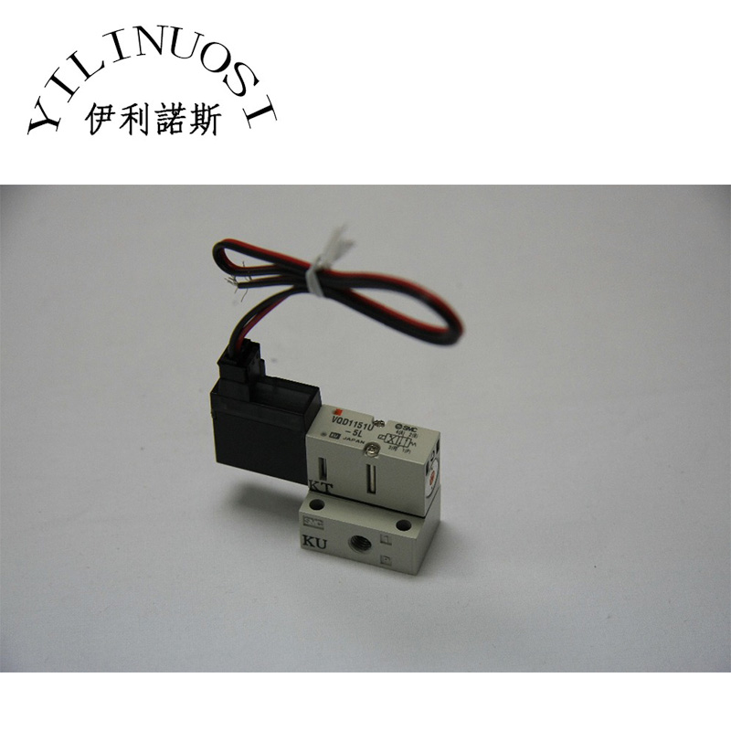 Original l4-way valve SMC valve VQD1151V printers original scv valve overhaul kits 294009 0741 1460a056