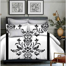Bohemia 3PCS 3d duvet and bedding sets Boho European style cover set bedsheet us bed queen king size Cotton Bed set