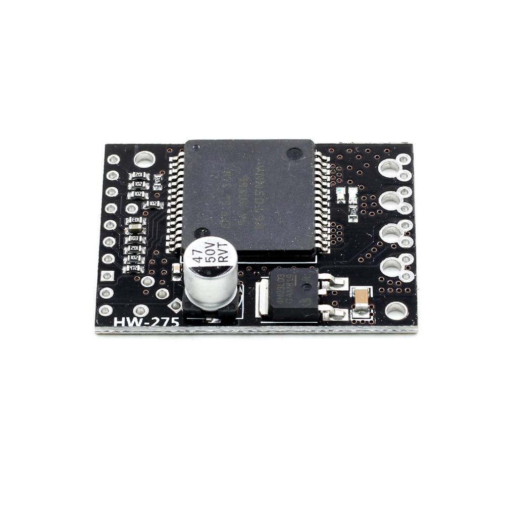 VNH5019 Single DC Motor Drive Compatible With 3V Input And 12A Working Current