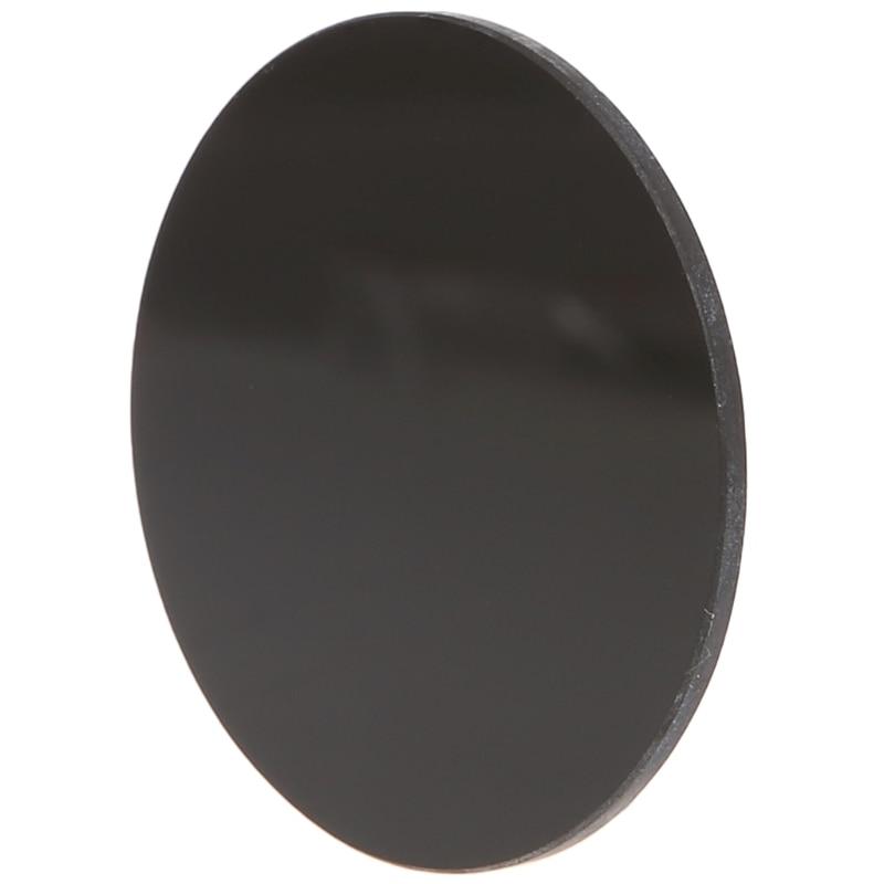 Filtro UV ultravioleta para linterna UV ZWB2 25 mm de di/ámetro, 1,5 mm