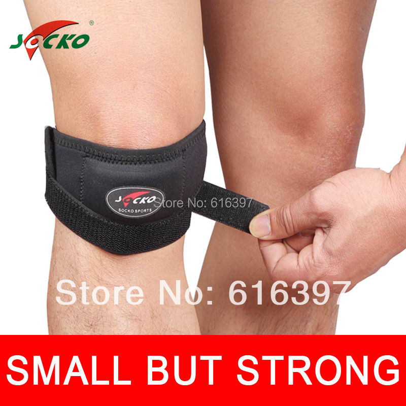 Regulowany pasek na plecy kolana na rzepy Pasek na ochraniacze na stopy Protector Podpórka pod brodę Sportowy kolanowy czarny 2231