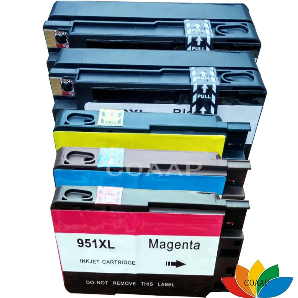 5 Yhteensopivat musteet hp 950XL 951XL -mustesäiliölle Officejet - Office-elektroniikka