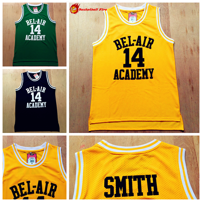 the fresh prince of bel air will smith basketball jersey