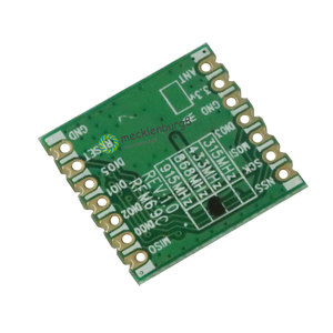 Image 3 - 5. Rfm69cw 무선 모듈 rfm12b 호환성을 갖춘 hoperf 433 mhz 무선 트랜시버