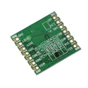 Image 3 - 5 pieces. RFM69CW Radio Module HopeRF 433 MHz Wireless Transceiver with RFM12B Compatibility