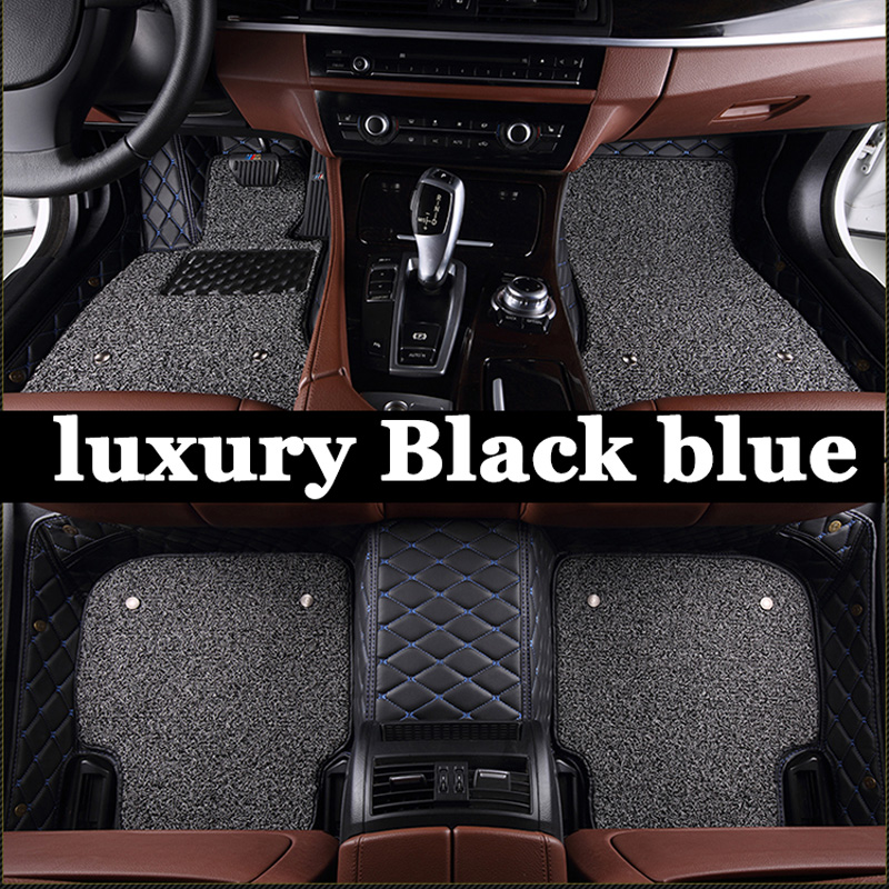 Custom fit car floor mats for Toyota Camry Corolla RAV4 Mark x Crown Verso FJ land Cruiser car styling carpet liners    Custom fit car floor mats for Toyota Camry Corolla RAV4 Mark x Crown Verso FJ land Cruiser car styling carpet liners