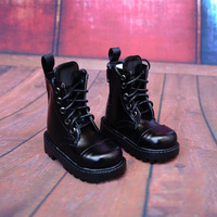 D01 P039 children handmade toy 1/3 1/4 Doll Accessories BJD/SD doll Strap ankle boots shoes 1 pair