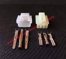 20 Sets Sumitomo 6090-1131 6090-1136 3 Pin Auto Wire Connector Female And Male Electrical Connector With Terminal