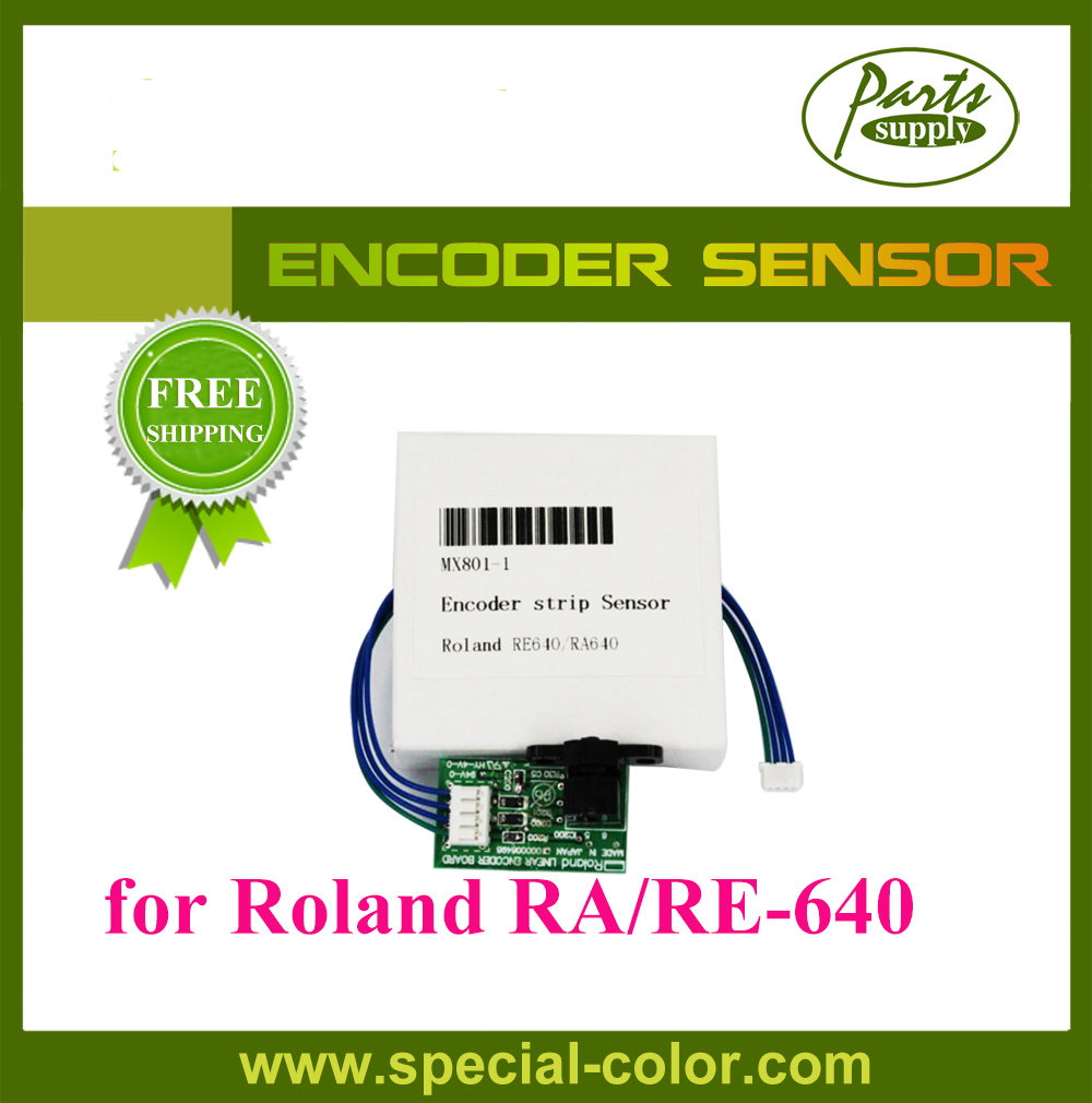 Factory Direct Roland RA-640 Linear Encoder Board with Strip for Roland DX7 Printer RE-640