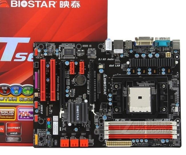 Biostar TA55A Windows 7