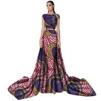 African Skirt For Women Fashion African dresses Brand Custom Clothing Africa Wax Dashiki Slim Cut Sexy Dress