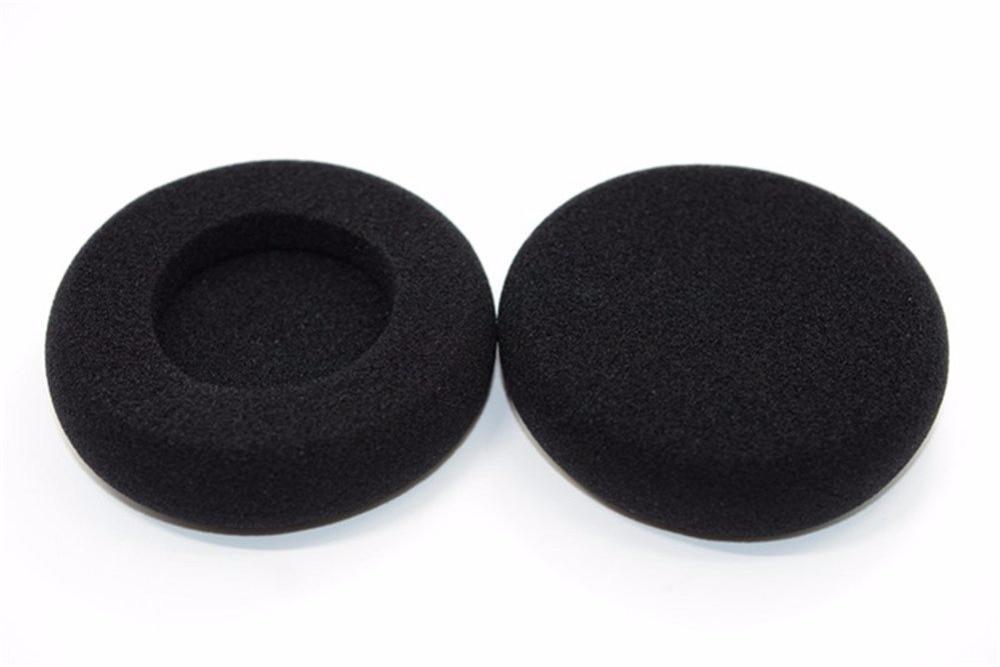 10 pcs 40mm Replacement Foam Ear Pads Ear Cushions Sponge for Headphone Headsets