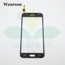 For Samsung J5 J500F J5008 Touch Panel High Quality J500F Touch Screen Digitizer Free Shipping With Tracking Number