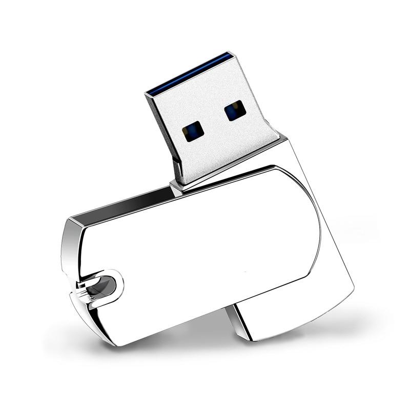 Super Flash Disk 32GB USB 3.0 64GB Real Capacity 16GB Drive Stick 360 Rotation 16gb