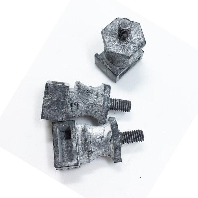 3pcs High Quality Secondary Air Pump Buffer block For  Jetta Golf Passat Bora Beetle Polo A3 A4 A8 SEAT 06A 133 567 A 4