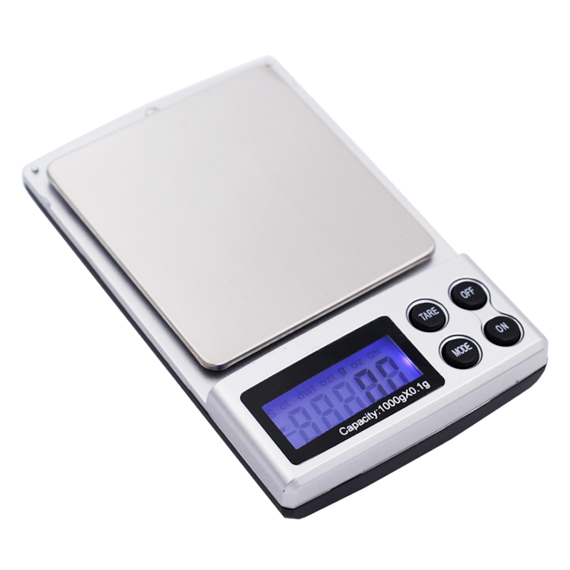 горячая 0.1 г 1000 г 1 кг мини цифровые весы электронные ювелирные корман для золото ювелирные изделия стерлингового Серра ювелирные изделия жк-дисплей дисплей