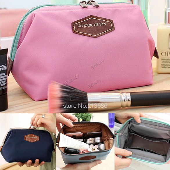Aliexpress.com : Buy 2014 New Cute Women's Lady Travel Makeup bag ...