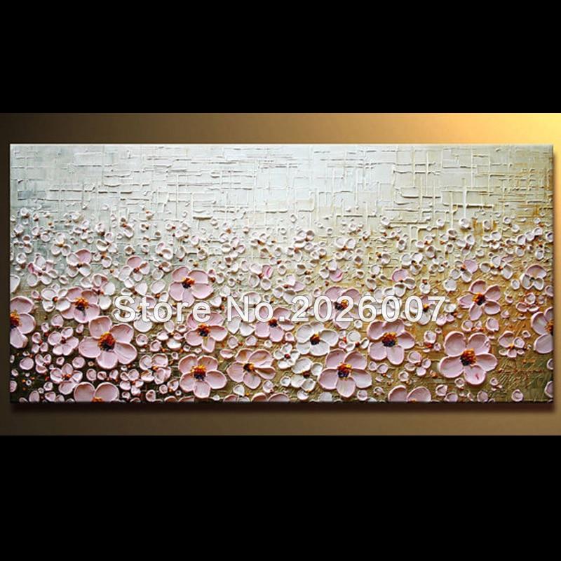 Χειροποίητο τοπίο τοπίου Λουλούδια - Διακόσμηση σπιτιού - Φωτογραφία 1