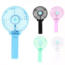 electric hand fan. new foldable hand fans battery operated rechargeable handheld mini fan electric personal bar desktop usb gadgets a