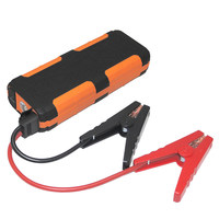 Powerful Real 15000mAh 600A 12V USB Auto Moto Caricabatteria Batteria Jump Starter Booster With Pair Battery