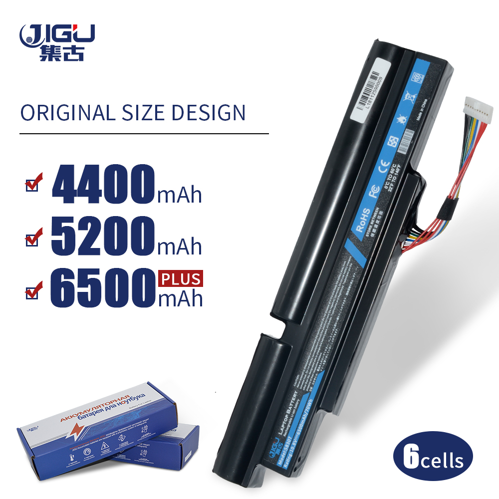 JIGU Laptop <font><b>Battery</b></font> AS11A3E AS11A5E For <font><b>ACER</b></font> For <font><b>Aspire</b></font> TimelineX 3830T <font><b>5830TG</b></font> 4830T For Gateway ID47H ID57H image