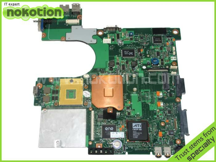 Mainboard FIT FOR TOSHIBA A100 A105 SERIES LAPTOP MOTHERBOARD V000068800 Mother Boards warranty 60 days mainboard 100